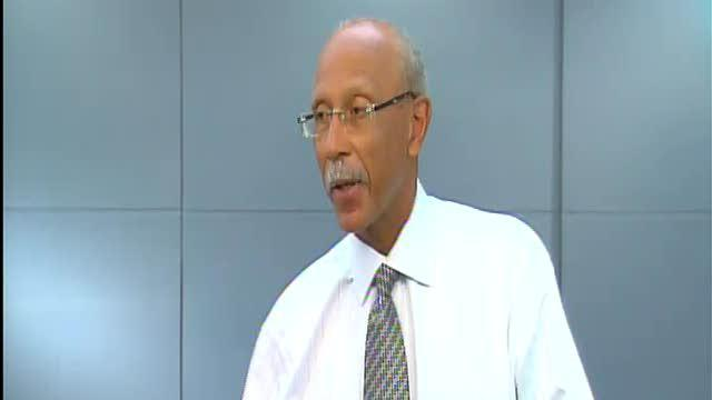 Detroit Mayor Dave Bing announces personnel changes