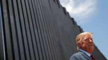 U.S. court lets House move forward with challenge to Trump's border wall