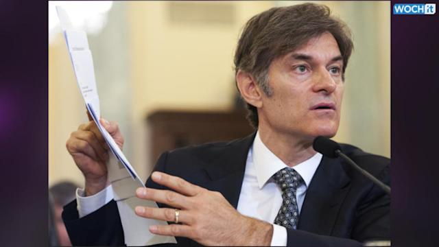 Senate Panel Scolds TV's Dr. Oz Over Diet Claims