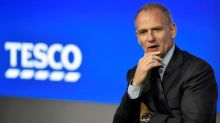 Tesco chief Dave Lewis 'will stick around' as profits jump