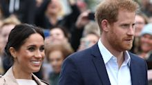 Prince Harry is officially back in the UK