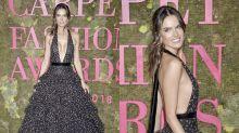 Green Carpet Fashion Awards: Die schönsten Promi-Looks des Abends