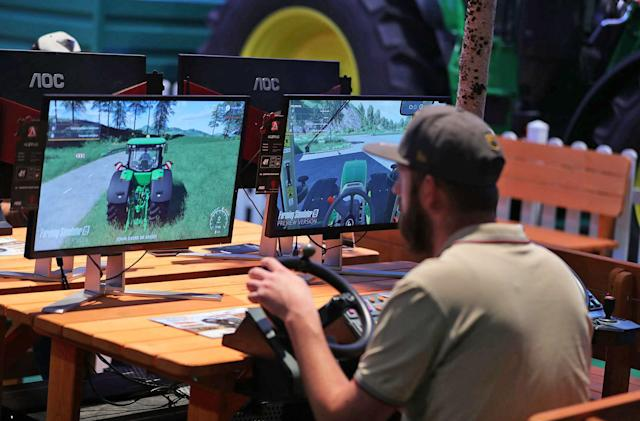 'Farming Simulator' is getting its own esports league