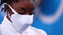 Oympics-Tokyo Games waits for Biles's decision
