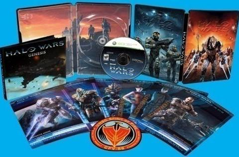 Halo Wars CE to include Halo 3 Mythic map pack