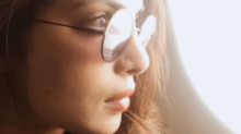 Photo: Priyanka Chopra is in a contemplative mood on her flight to Toronto