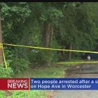 Worcester Police Investigate Afternoon Shooting