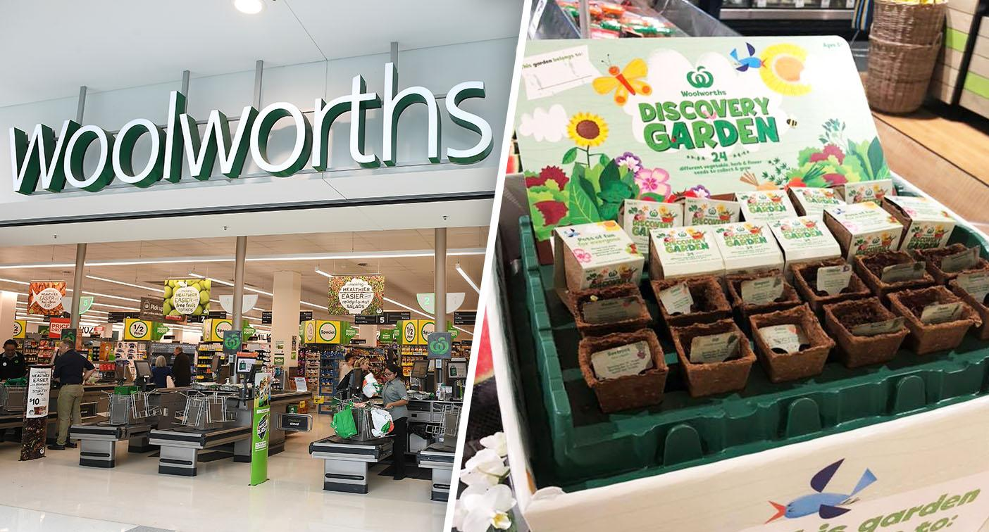 woolworths discovery garden - photo #16