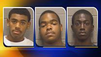 3 students charged in beating handicapped teen
