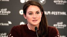 Shailene Woodley Breaks Down in Tears While Discussing Thanksgiving at Dakota Access Pipeline Protest: 'I'm So Sick of It'