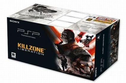 Killzone Liberation PSP bundle invades France