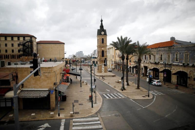 Israel reports first coronavirus fatality