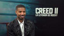 """Michael B. Jordan: """"Haremos 'Creed 3', tengo que estar a la altura porque ahora es mi saga"""""""