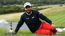 Romain Langasque produces storming finish to win Wales Open