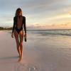 Elle Macpherson, 53, has spent her entire summer in a swimsuit