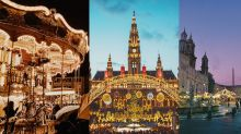 Christmas market trips for under £200