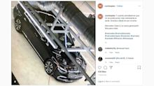 Nuova Mercedes Classe S, la prima foto senza camuffature
