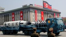 Missiles and masks: North Koreans prepare military parade despite coronavirus concern