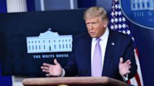 Trump Already Leaning Into Kamala Harris Birther Conspiracy Theories