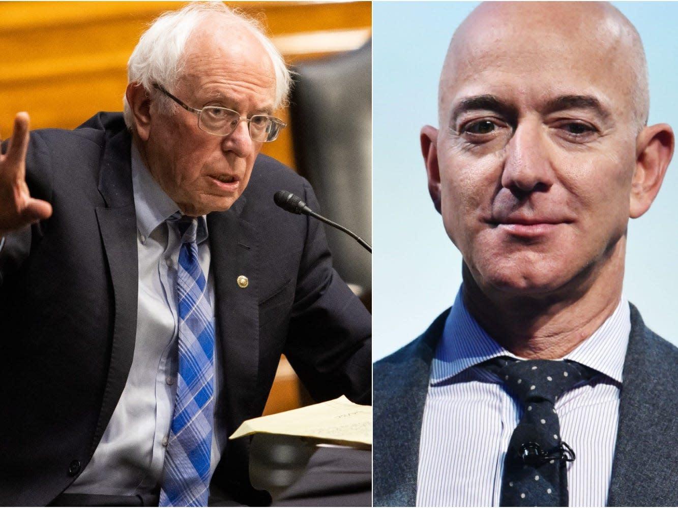 Amazon billionaire Jeff Bezos has ...