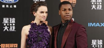 Daisy Ridley and John Boyega on 'Star Wars' fame
