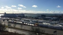 Truck backlog grows as winds stall Marine Atlantic crossings