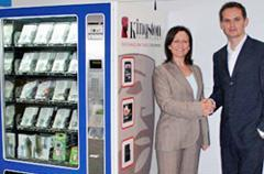 Kingston unveils flash storage vending machine in UK