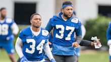 Colts' 53-man roster prediction following spring workouts