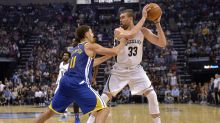 Klay Thompson wants to average one blocked shot per game