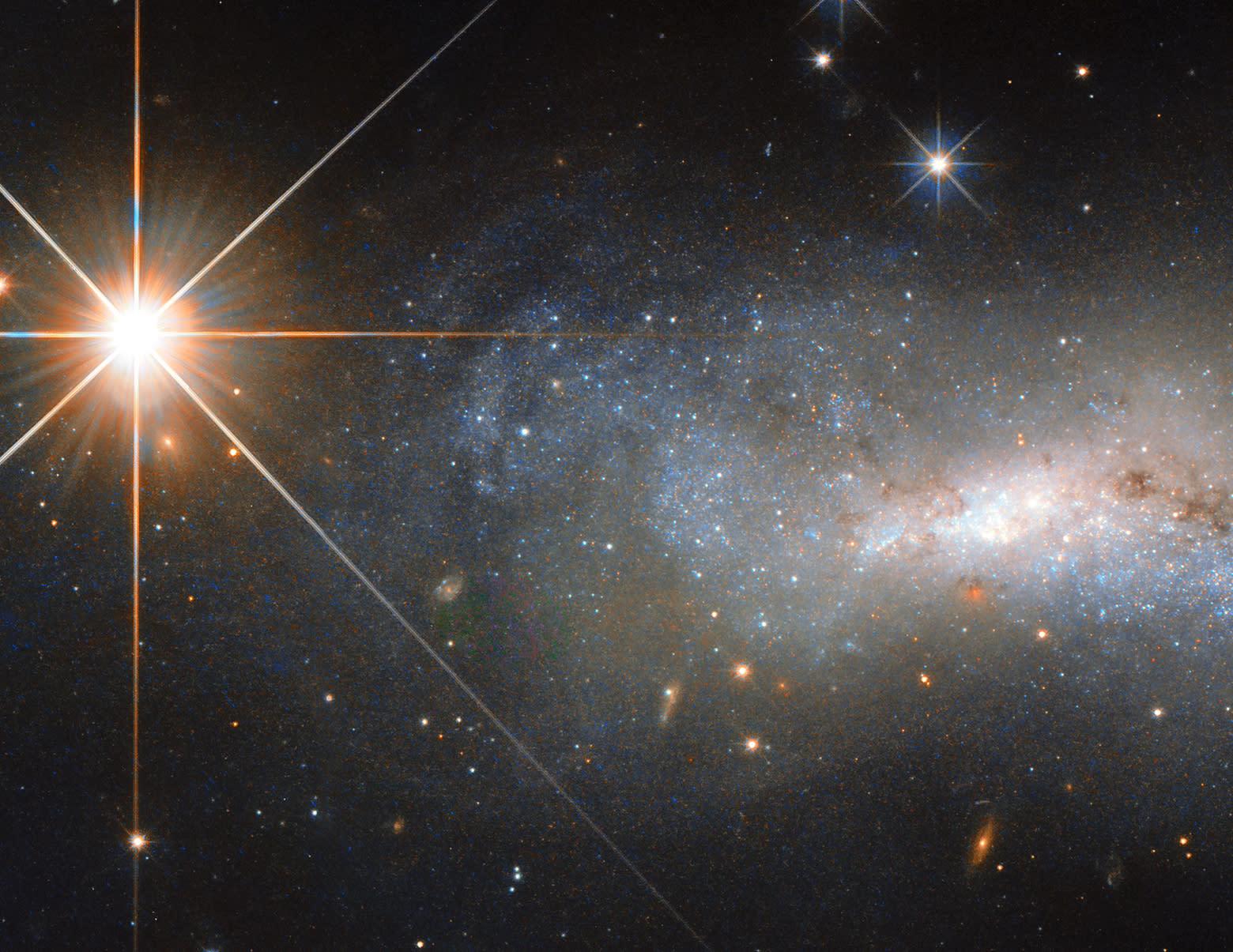 альфа центавра звезда фото хаббла все