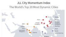 Asian cities lead in short-term momentum