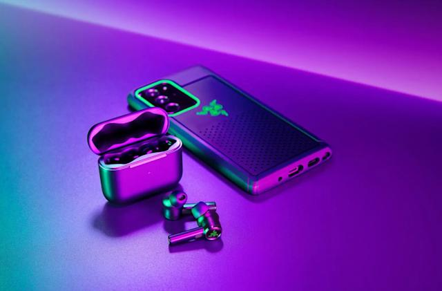 Razer reveals Hammerhead Pro earbuds with ANC and THX audio
