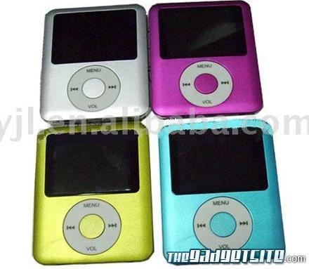 Keepin' it real fake, part LXXXI: New iPod nano clones unveiled, thanks China