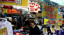 Japan August household spending seen falling for 11th straight month