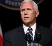 Vice President Mike Pence Prays With Mollie Tibbetts' Family During Visit to Iowa