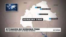 Burkina Faso : au moins 50 morts dans des attaques imputées aux jihadistes