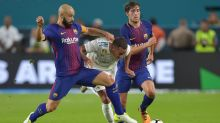 Tapped Out at Home, FC Barcelona Woos American Hearts, Wallets