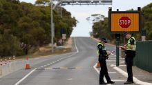 SA imposes tighter Vic border controls