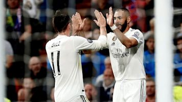 Champs League roundup: Rejoice, Real Madrid