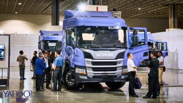 拖車頭重裝上陣!強悍安全新世代Scania全車系終於登台!
