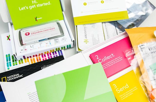The best DNA testing kit