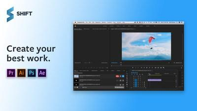 SHIFT Launches Adobe Creative Cloud Integration - RapidAPI