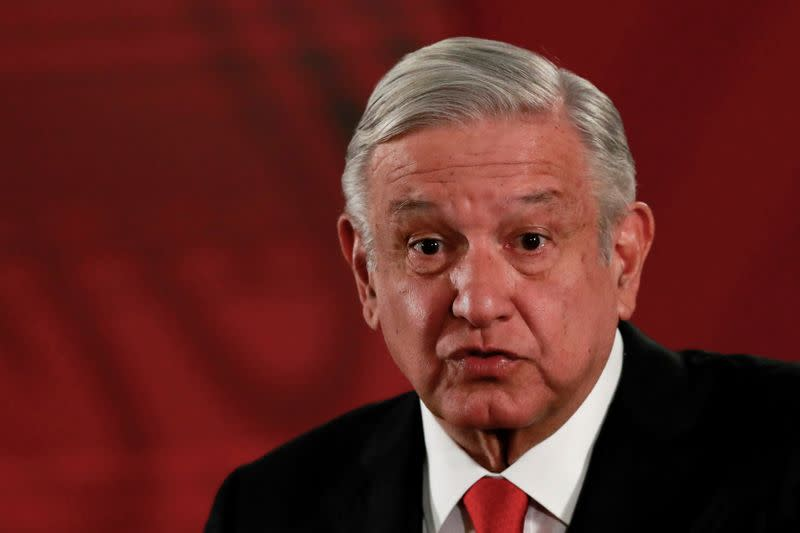 Mexico's Lopez Obrador Says 'El Chapo' Had Same Power as President