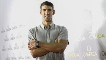 VIDEO - Phelps battu sur 100m par... un requin blanc