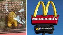 McDonald's chicken nugget selling on eBay for $66,000