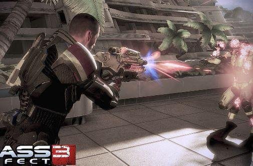 Mass Effect 3 PC system requirements blasted open by BioWare