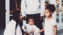 Kim Kardashian hace públicas varias fotos de su familia