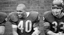 Gale Sayers' greatness was defined by the 'greatest single game in the history of the game'