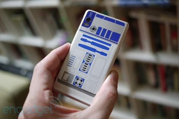 Droid R2-D2 hands-on