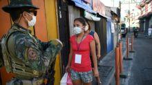 Philippines losing virus war, doctors warn Duterte